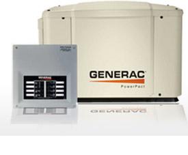 generac standby generators