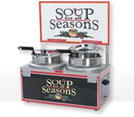 Soup Merchandisers