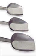 Cast Aluminum Scoops