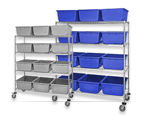 Tote and Lug Carts