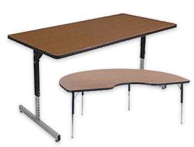 Toutes les tables de l'objet