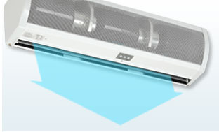 Best Value High Performance Air Curtain