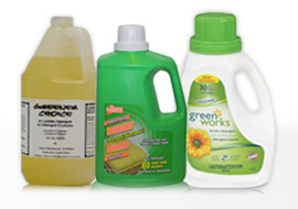 Liquid and Powder Detergents