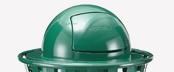 Dome/Push Door