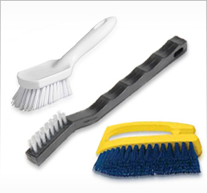 Utility Scrub Counter Brushes