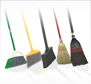 Upright Brooms