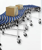 Portable Flexible & Expandable Conveyors