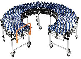 Portable Flexible  Expandable Conveyors