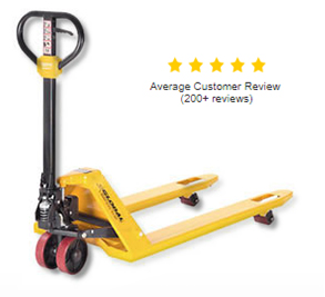 Best Value Pallet Truck, 