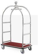 Stainless Steel Bellman Carts