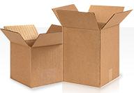 Caisses en carton ondulé