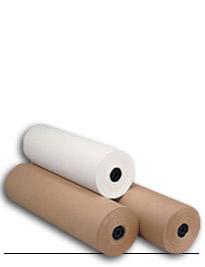 Rouleaux de papier Kraft