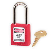 Safety Lockout Padlocks