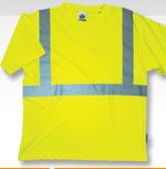 Chemises de haute visibilité