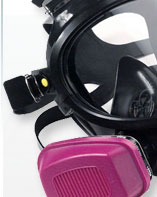 Respirateurs à cartouche filtrante