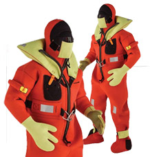 Immersion Survival & Rescue Suits