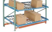 Gravité/Carton Flow Racks