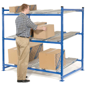 Carton Flow Racks Carton Flow Racks Carton Flow Racks
