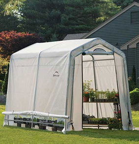Poly Sheet Greenhouses