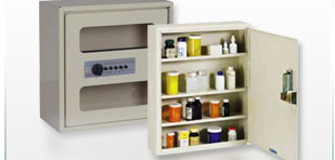 Drug Dispensary Safes