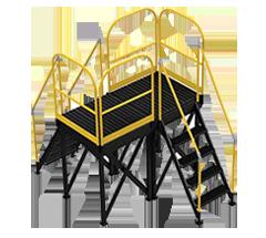 Modular Work Platforms