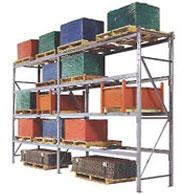 Systèmes de stockage à haute densité