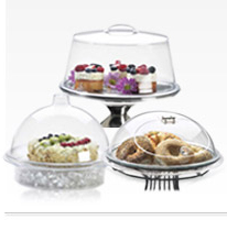 Food Trays-display