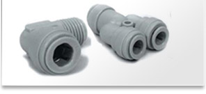 Plastic Tubing Fittings