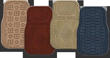 tapis de voiture de marmotte