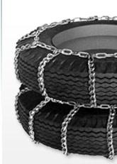 Chaînes de pneus de camion