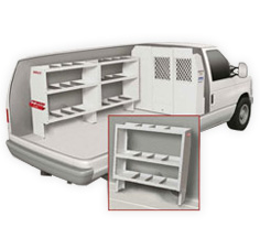Van Storage Packages
