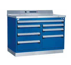 Meal WorkCenters with Stainless Steel Top