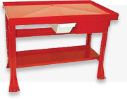 Jambe ouverte automobile Workbench