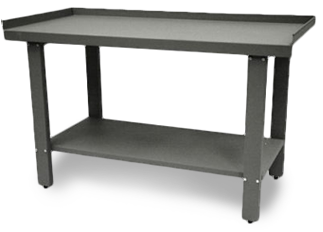 Fixed Height Steel Workbenches