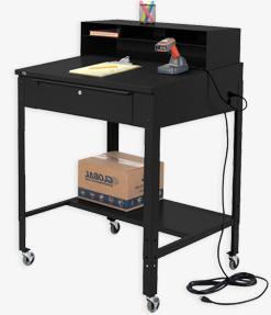 Mobile Shop Desks