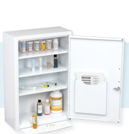 Armoires à pharmacie