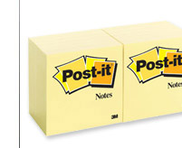 Post-It / Sticky notes