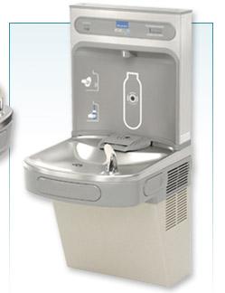 ELKAY® EZH2O™ mural, bouteille d'eau Stations de remplissage