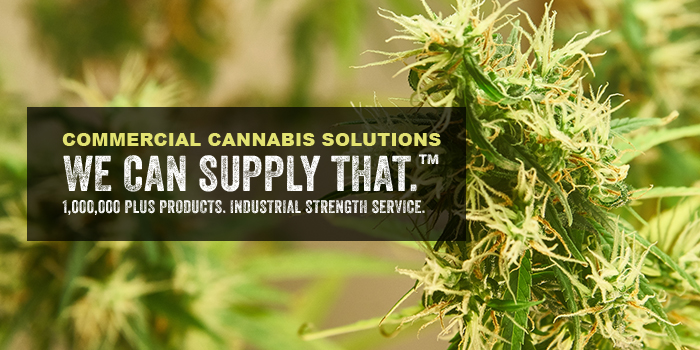 Commercial Cannabis Solutions