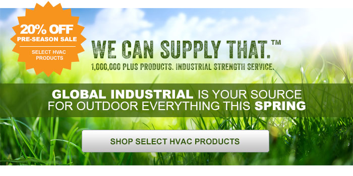 Global Industrial Canada Industrial Equipment Solutions