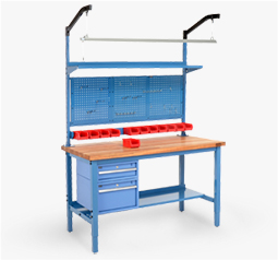 Complete Production Workbench