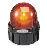 Visual Signal Rotating Lights