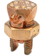 Copper-Alloy Split-Bolt Connectors