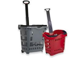 Chariot Shopping paniers