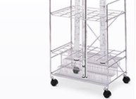 Rack de stockage mobile