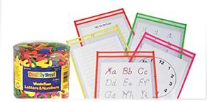 Ressources pour les enseignants & fournitures