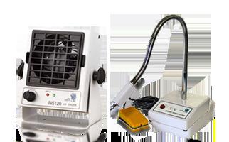 Transformer les ioniseurs d'Air Tech