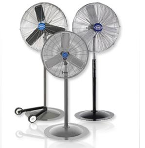 Pedstal Fans