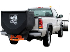 Pickup Truck and SUV Tailgate Salt Spreaders