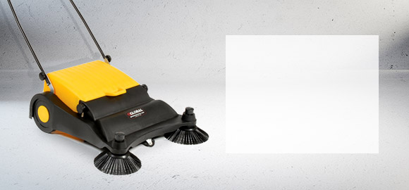 Global Industrial™ Floor Sweeper